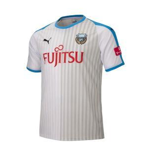 プーマ サッカーレプリカシャツ 2018川崎フロンターレアウェイレプリカシャツ 920901-01 2018|proshop-bd