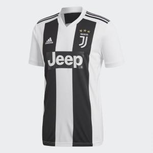 アディダス(adidas)サッカー 半袖Tシャツ(メンズ)ユベントス ホーム レプリカ ユニフォーム(CF3489)2018SS|proshop-bd