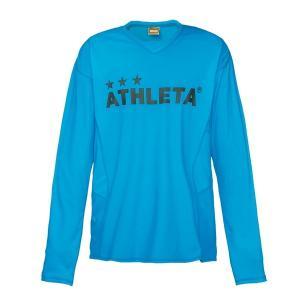 アスレタ(ATHLETA)サッカー 長袖Tシャツ(メンズ)プラクティスシャツ(02298-49)2018FW|proshop-bd