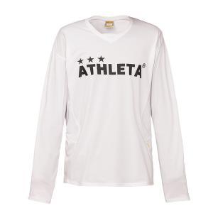 アスレタ(ATHLETA)サッカー 長袖Tシャツ(ジュニア)プラクティスシャツ(02298J-10)2018FW|proshop-bd