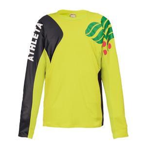 アスレタ(ATHLETA)サッカー 長袖Tシャツ(メンズ)カラープラクティスシャツ(02308-29)2018FW proshop-bd