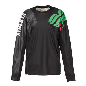 アスレタ(ATHLETA)サッカー 長袖Tシャツ(メンズ)カラープラクティスシャツ(02308-70)2018FW|proshop-bd