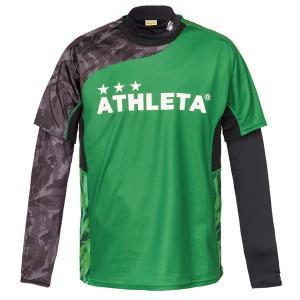 アスレタ(ATHLETA)サッカー シャツ インナーセット(メンズ)プラシャツインナーセット(02299-33)2018FW|proshop-bd