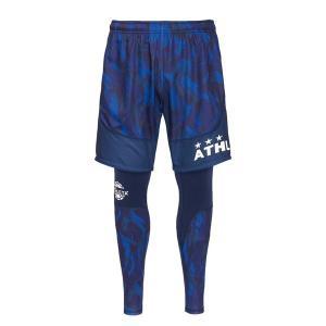 アスレタ(ATHLETA)サッカー パンツ インナーセット(メンズ)プラパンツインナーセット(02300-90)2018FW|proshop-bd