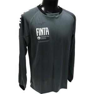 フィンタ ロングプラクティスシャツ FTB7281-0800 2018 proshop-bd