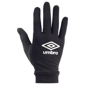 アンブロ(umbro)サッカー グラブ(手袋)フィールドプレイヤーグローブ PRO(UUAMJD51-BKSL)2018FW 冬物小物|proshop-bd