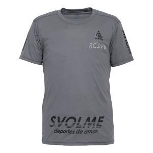 スボルメ(svolme)陸上ランニング 半袖Tシャツ(メンズ)ライトランシャツ(7191-16500...