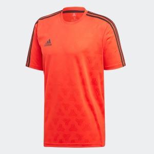 アディダス(adidas)サッカー 半袖Tシャツ(メンズ)TANGO CAGE JQD トレーニングジャージー(DT9424)2018FW proshop-bd