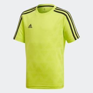 アディダス(adidas)サッカー 半袖Tシャツ(ジュニア)KIDS TANGO CAGE JQD トレーニングジャージー(DW8463)2018FW proshop-bd