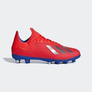 アディダス(adidas)サッカー スパイク(ジュニア)エックス 18.3-ジャパン HG/AG J (F97352)2019SS|proshop-bd
