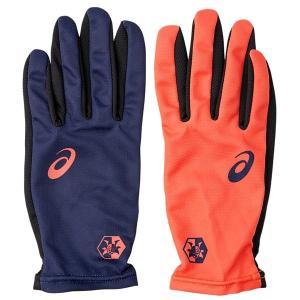 アシックス(asics)陸上ランニング グラブ(手袋)レーシング グローブ テンカ(3093A031-700)2019SS