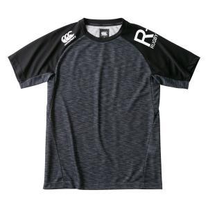 カンタベリー(canterbury)ラグビー 半袖Tシャツ(メンズ)ワークアウトティー(RP39030-17)2019SS|proshop-bd