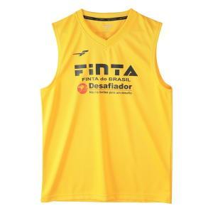 フィンタ(FINTA)サッカー プラクティスウェア(メンズ)ノースリーブシャツ(FT8110-4100)2019SS|proshop-bd