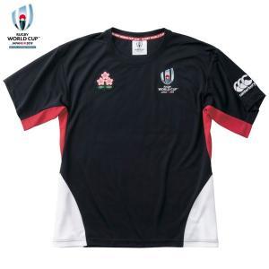 カンタベリー(canterbury)ラグビー 半袖Tシャツ(メンズ)RWC 2019 WINGER TEE(VWT39116-29)2019SS|proshop-bd