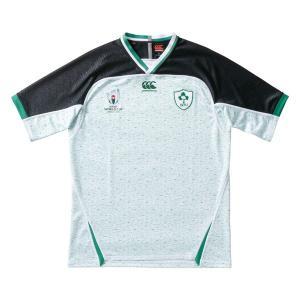 カンタベリー(canterbury)ラグビー レプリカシャツ(メンズ)RWC アイルランド オルタネ...