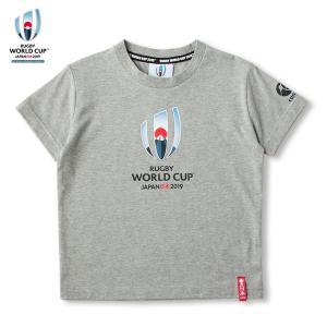 カンタベリー(canterbury)ラグビー 半袖 Tシャツ(ジュニア)RWC2019 KIDS ティー(VWD39402K-GR)2019SS|proshop-bd