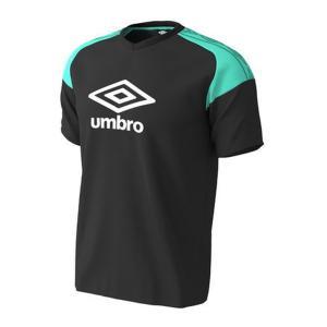 アンブロ(umbro)サッカー 半袖Tシャツ(メンズ)トレーニング ロゴグラフィック プラクティスシャツ(UUUNJA52-BLK)2019SS proshop-bd 03