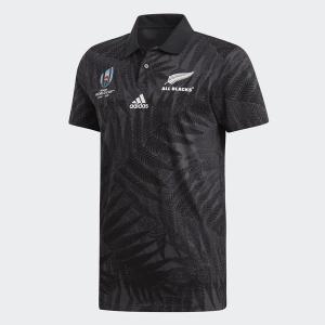 アディダス(adidas)ラグビー 半袖 Tシャツ(メンズ)オールブラックス RWC サポータージャージー(DY3782)2019SS|proshop-bd