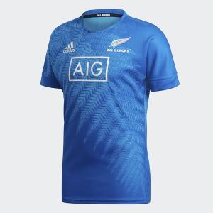 アディダス(adidas)ラグビー 半袖 Tシャツ(メンズ)オールブラックス RWC トレーニングジャージ(DY3813)2019SS|proshop-bd