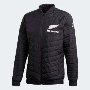 アディダス(adidas)ラグビー(メンズ)オールブラックス サポータースタジアムジャケット(DY3831)2019SS|proshop-bd