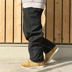アポリト(APORITO)【耐水・防風・保温】ボンディング パンツ 207001-BLK 2020 スポーツ カジュアル ウェア メンズ スキー スノーボード スノボ|PRO SHOP B&D