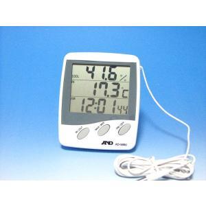 デジタル湿度・内外温度計|proshop-kabuto