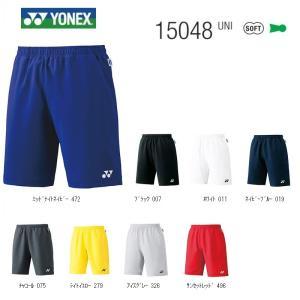 YONEX (ヨネックス) テニス バドミントン用 UNI ハーフパンツ 15048|proshop-yamano