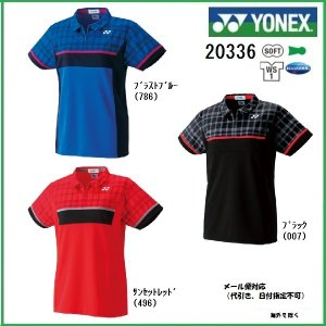 YONEX ヨネックス WOMEN ポロシャツ 20336 お取り寄せ商品|proshop-yamano