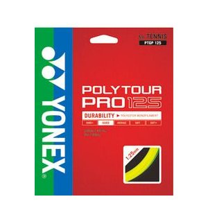 YONEX ヨネックス テニス・ストリングス ポリツアープロ125 POLYTOUR PRO 125(PTGP125) proshop-yamano
