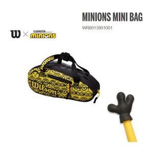 WILSON ウィルソン MINIONS MINI BAG  WR8013901001|proshop-yamano