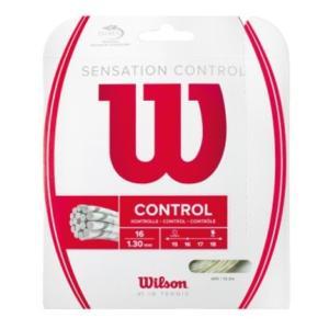製品情報  WILSON  ウィルソン  テニス用ストリング センセーション コントロール SENS...