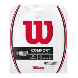 WILSON  ウィルソン  テニスガット  NXT16 30%OFFセール WRZ942700|proshop-yamano