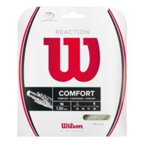 WILSON  ウィルソン  テニス用ストリング  リアクション16 REACTION16 30%OFFセール WRZ948200 proshop-yamano
