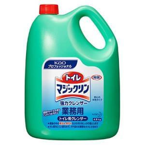 花王 トイレマジックリン 4.5L 業務用 トイレ洗剤