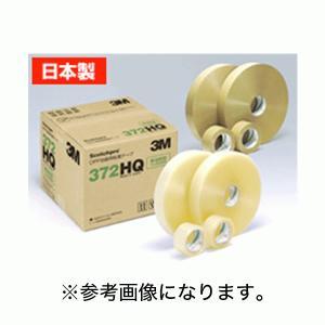 3M(スリーエム)  OPP包装用テープ HQシリーズ 62μ 36×100 1箱(60巻入)  透明 [372HQ] (/N)|proshopdate15