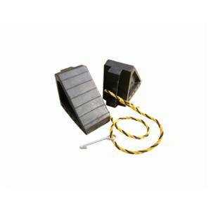 アラオ タイヤストッパー (ロープ付) [タイヤストッパー 2個連結] 2セット|proshopdate15