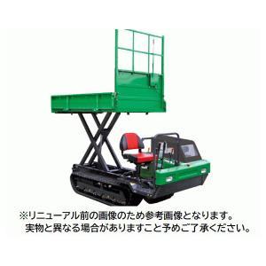 ■送料見積品■【法人のみ】(株)アテックス 大型クローラ運搬車 [XG1200LDHE] (/AA) proshopdate15
