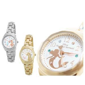 SUNFLAME Disney ディズニー 腕時計 レディース 女性用 アリエル/アリス/ラプンツェル 《ギフト用専用化粧箱付》 [WD-F07] (/Q) proshopdate15