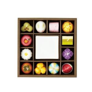 カメヤマローソク 和菓子づくしギフトセット [T9626-00-00]