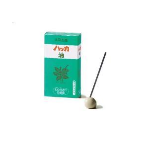 カメヤマローソク 北のかおりハッカ油ミニ寸線香[I2350-00-60] (/H)|proshopdate15