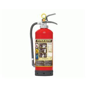 【2021年製】【リサイクルシール付】消火器 加圧式 粉末ABC 10型 ハイパーキングABC [EFC10]  モリタ宮田工業 (/J)|proshopdate15