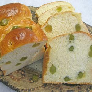 【送料無料】 PALETTE 畑のスイーツ 青豆パン1本とずんだ淡餅ずん6ヶ入のセット (/M)|proshopdate15