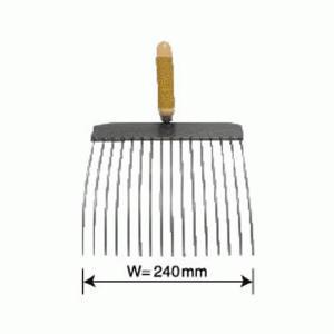 らく〜だ ピカコンII コンクリート表面気泡抜き取り器具 天端用 全長1375mm×幅180mm [II] (/C) proshopdate15