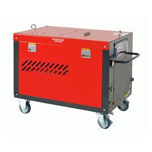 【法人のみ】スーパー工業 モーター式高圧洗浄機 超高圧型・大水量型 50Hz・60Hz [SAL-1...