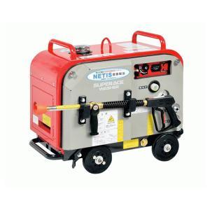 【法人のみ】スーパー工業 ガソリンエンジン式高圧洗浄機(防音型) [SEV-1615SS] (/B)|proshopdate15
