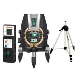 タジマ ブルーグリーンレーザー 墨出し器 ZERO BLUE-KY 受光器・三脚セット [ZEROB-KYSET] (/A)|proshopdate15