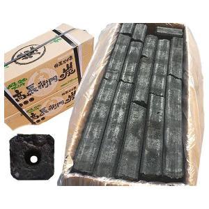 【送料無料】【10kg×2箱】一級品 Aグレード オガ炭 中国産 高級オガ炭 4角形 20kgセット オガ備長炭 バーベキュー キャンブ (/S) proshopdate15