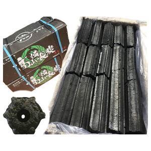 【送料無料】【10kg×2箱】一級品 Aグレード オガ炭 インドネシア産 高級オガ炭 6角形 20kgセット オガ備長炭 バーベキュー キャンブ (/S) proshopdate15