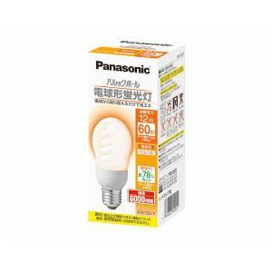 【アウトレット】パナソニック パルックボール A60形 E26口金 電球色 [EFA12ELF] (/G)|proshopdate15