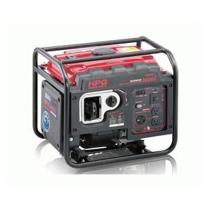 【送料無料】ワキタ MEIHO メイホー インバーター発電機 低燃費 [HPG3000i] (/C)|proshopdate15